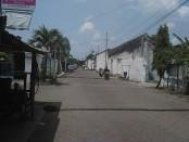 jalan di kawasan kraton