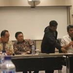 Komisi Pengawas Persaingan Usaha (KPPU) mengadakan sosialisasi persaingan usaha Hotel Alila, Solo - foto: Djoko Judiantoro/Koranjuri.com
