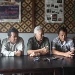 """Para petinggi PPP Jawa Tengah di dampingi tokoh senior pada saat releas hasil mukernas IV di Jakarta/ Foto"""" Koranjuri"""