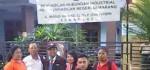 Empat Bulan Tidak Di Upah, Buruh PT. La Dewindo Garment Gugat Perusahaan