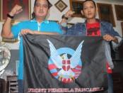 ketua umum dan Sekjen Ormas FPP