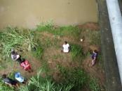 Pencarian terhadap korban Ade Putra masih dilakukan - foto: Istimewa