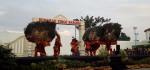 30 Peserta Ikuti Festival Nasional Semarak Singa Barong