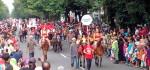 Kirab Boyong Kedhaton Peringati HUT Kota Solo Ke 273 Th