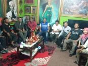 Keterangan foto: Rapat pemantaban pengukuhan jajaran pengurus tim 7 & Jokowi Centre Foundation /Foto: Istimewa